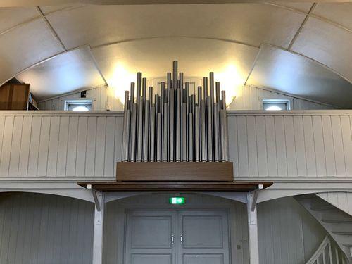 Norway - Gjøvik Chapel and Hunn Chapel